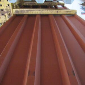 Profil 35/207 Kupferbraun
