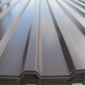 Profil 20 115 Dach Schokoladenbraun
